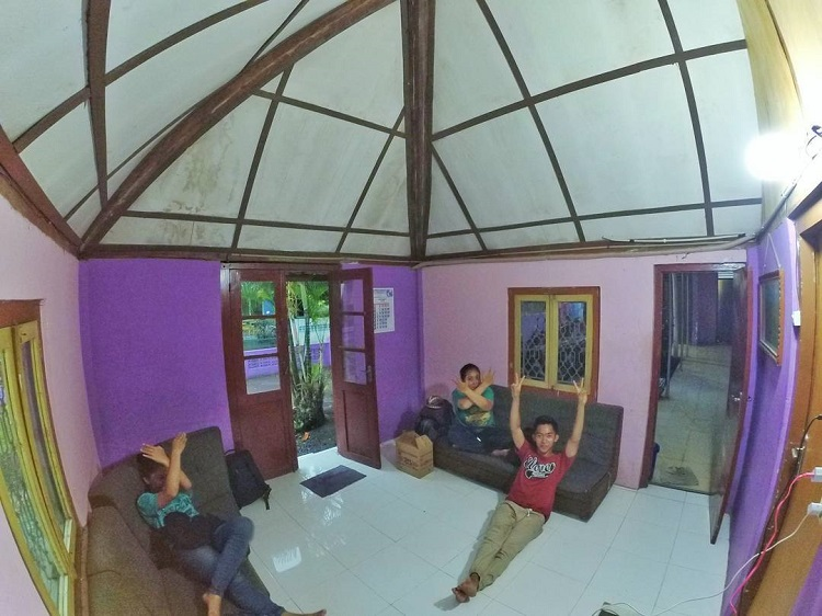 homestay recommended di jogja
