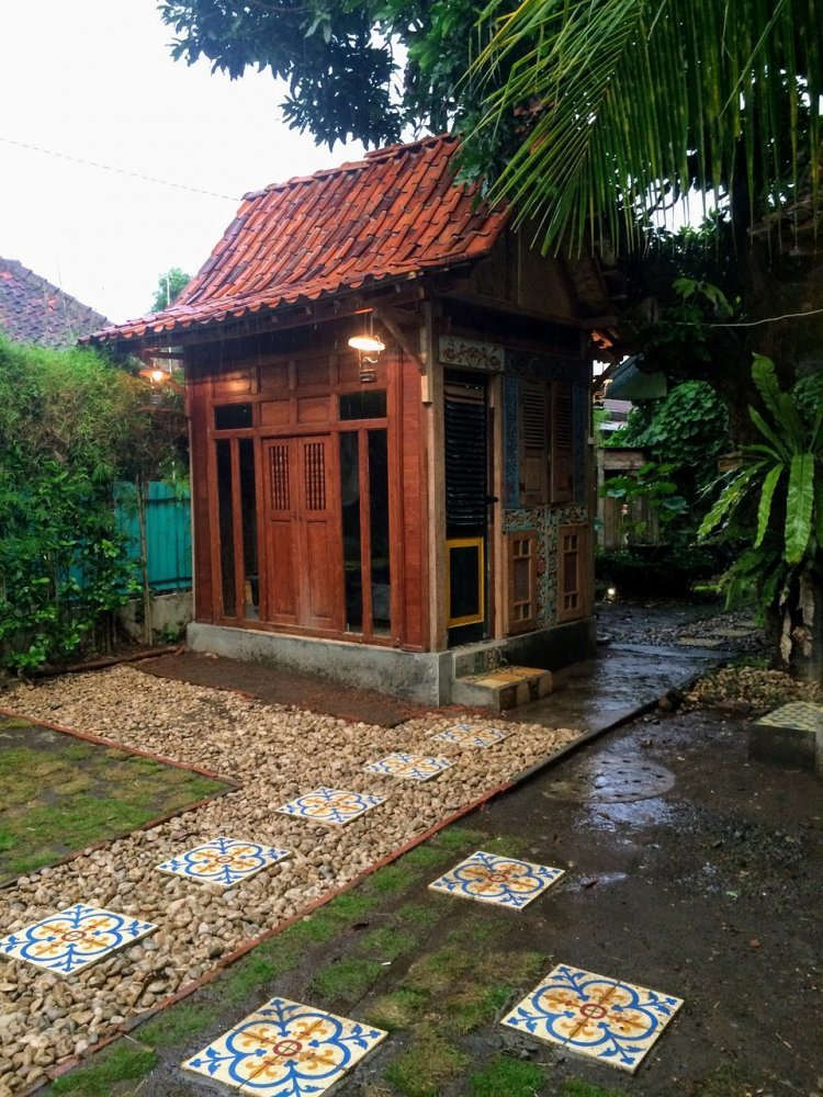 best homestay in jogja